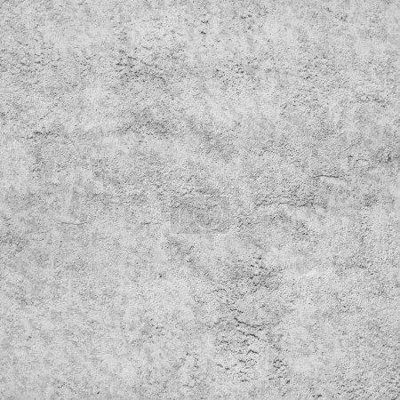Photo pour Texture de mur en béton blanc - image libre de droit