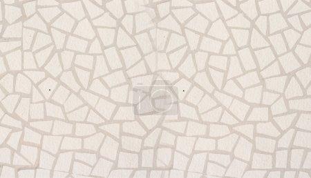 mosaic pieces wall