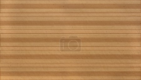 stripped cardboard texture
