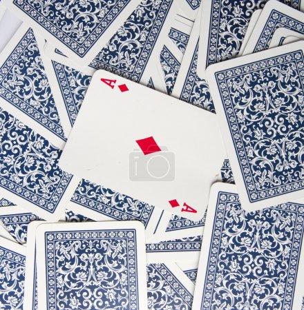 Photo pour Poker cartes - image libre de droit