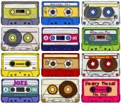 Cassettes Textures Part 01