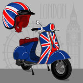 scooter london
