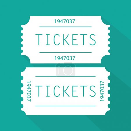 White Tickets icon
