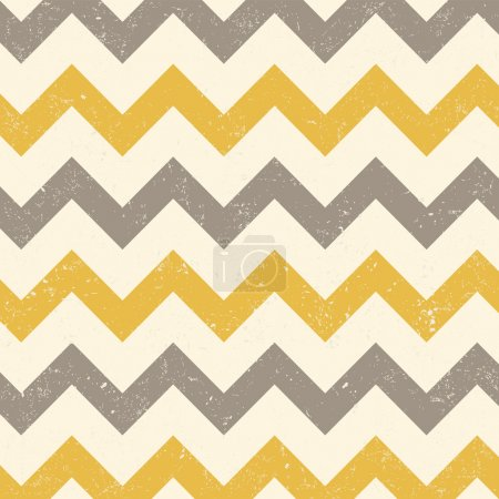 Pattern background with zig zag