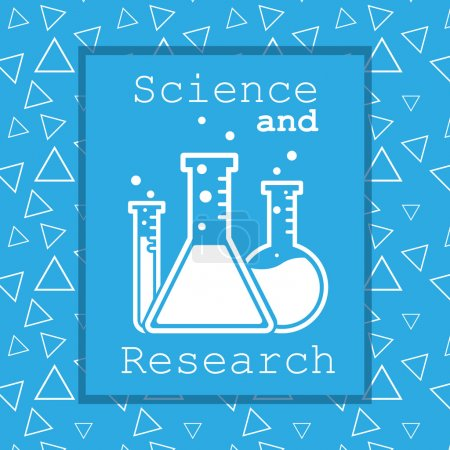 Vector chemistry icon