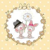 Dva králíky