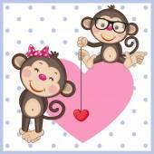 Dvě opice
