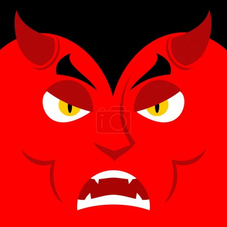 Evil Satan Angry emotion Devil