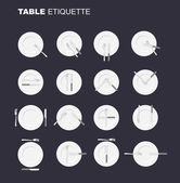dining etiquette unofficial version 16 characters to restaurant