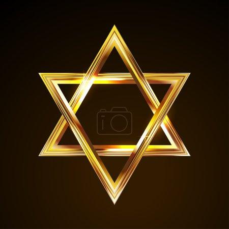 bright star of David