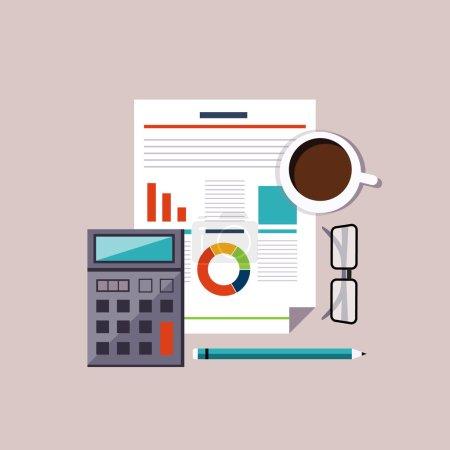 Financial accounting stock market analysis