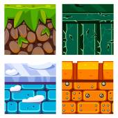 Textures for Platformers Icons