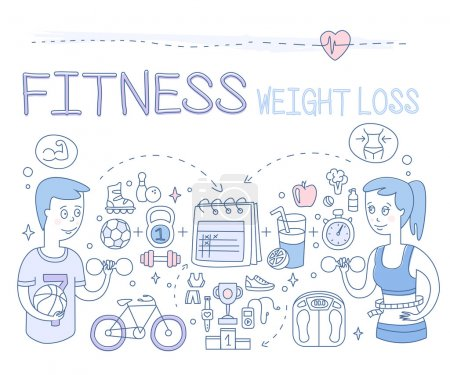 Fitness and Weight Loss.