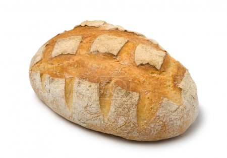 Fresh village bread