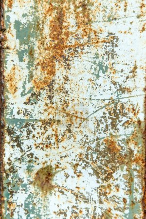 Metal corroded texture
