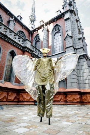 Carnival Masked man
