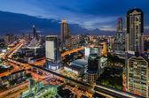 Twilight time in Bangkok
