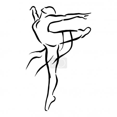 Ballet Dancer female