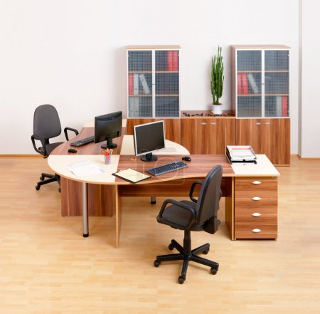 Office with two workplaces