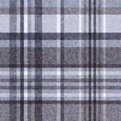 Checkered seamless fabric background