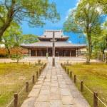 Shofukuji Zen Temple in Fukuoka, Japan....