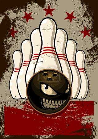 Bowling Mascot