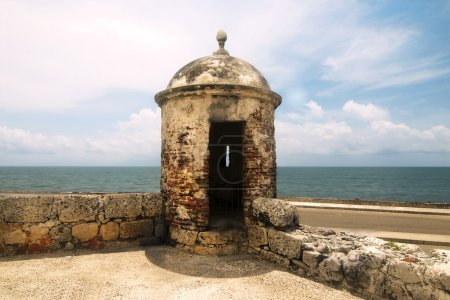 Watch Tower by the Sea