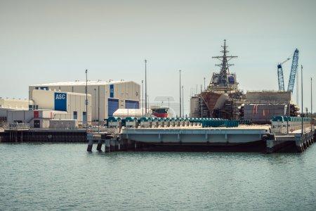 ASC air warfare destroyer
