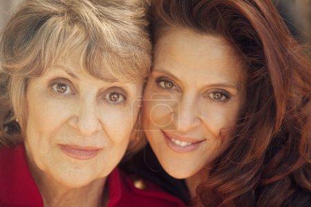 beautiful  women smiling
