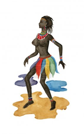 African  Ethnic dance