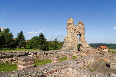 Roman forttress in Kula - Castra Martis