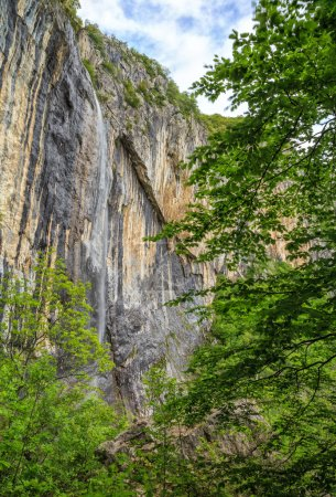 """Skaklya"" waterfall in Balkan Mountains, Bulgaria"