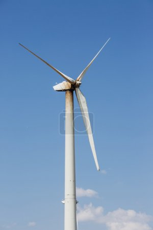 Wind Turbines in a Wind farm