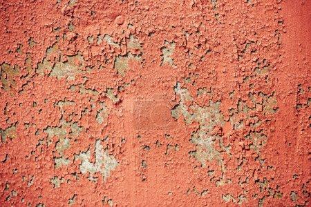 vintage Rusty metal panel textured