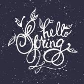 Dobrý den, nabídka nápisy na jaře