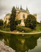 Régi középkori vára Bajmóc/Bojnice