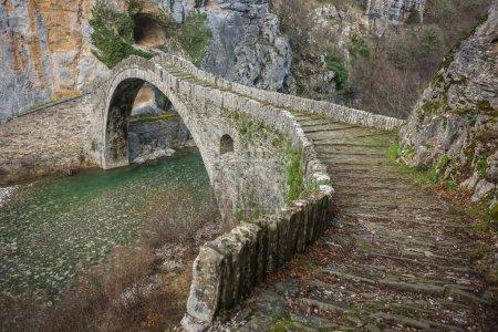 Kokoris old stone bridge