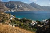 Beautiful landscape of Amorgos island