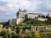 Monastery at Ucles in Castilla la Mancha