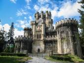 Old medieval Castle Butron