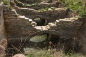 Ancient Greek ruins at island of Delos