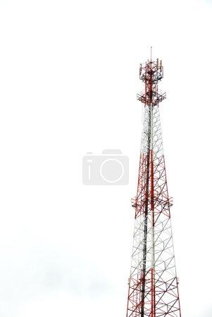 Tall Radio antenna