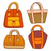 Set of  womens bags