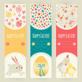 Banner templates Happy Easter!