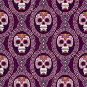 Mexican day of dead Background