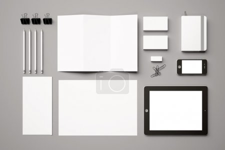 Templates for branding identity.