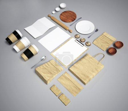 kitchen utensils mockups