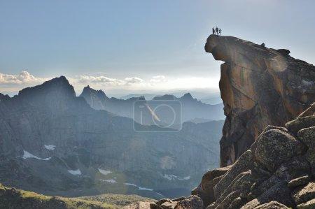 Photo pour Parc national Ergaki - image libre de droit