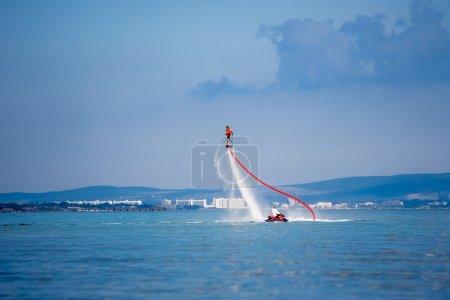 Flyboard sea
