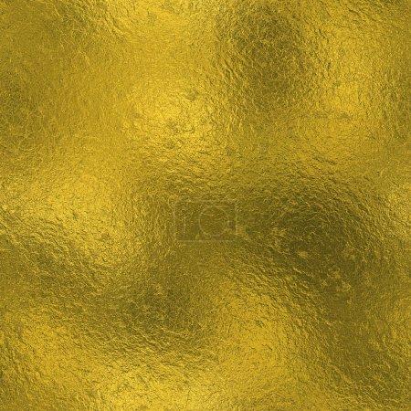 Photo pour Texture transparente et mosaïque de feuille d'or. Modèle de vacances brillant. Adapté pour le web et d'impression haute résolution or arrière-plan. Avec cette texture, vous pouvez créer awsome web-backgrounds et bannières, voeux et cartes de visite, flyers et invitations. - image libre de droit